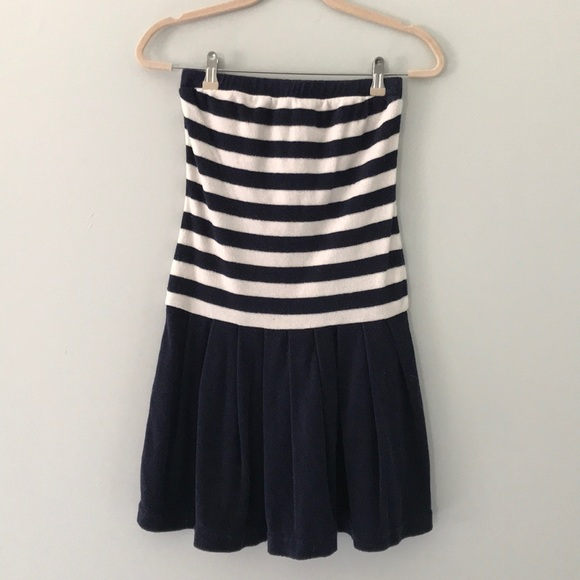 35f37706b8ef Juicy Couture Dresses   Skirts - 5  25🌴 stripe terry cloth strapless dress